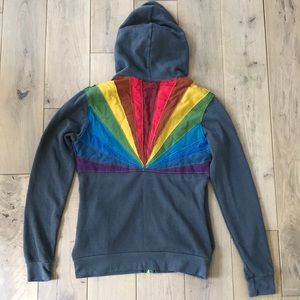 Aviator Nation Sunburst Hoodie